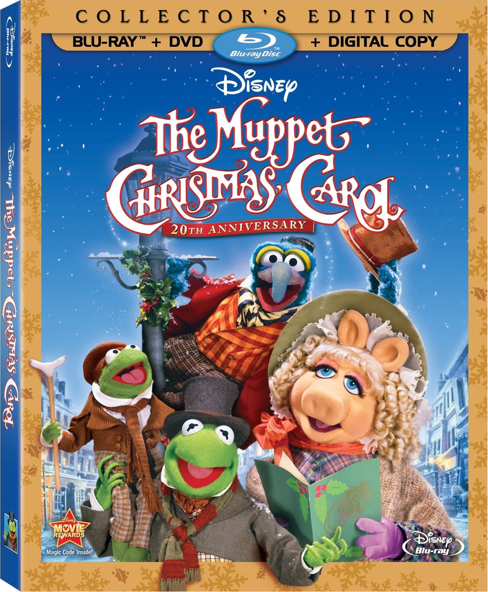 The Muppet Chrismas Carol