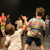 Taller de Teatro para niños en Cuarta Pared