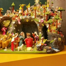 Exposición internacional de belenes en Madrid