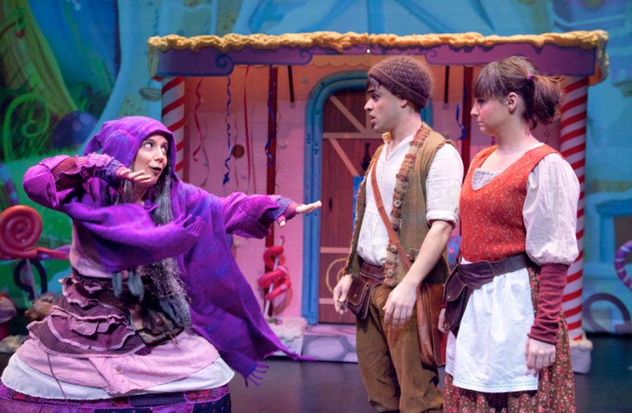 Musical infantil Hansel y Gretel