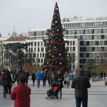 Pista de Hielo de Colón, Madrid