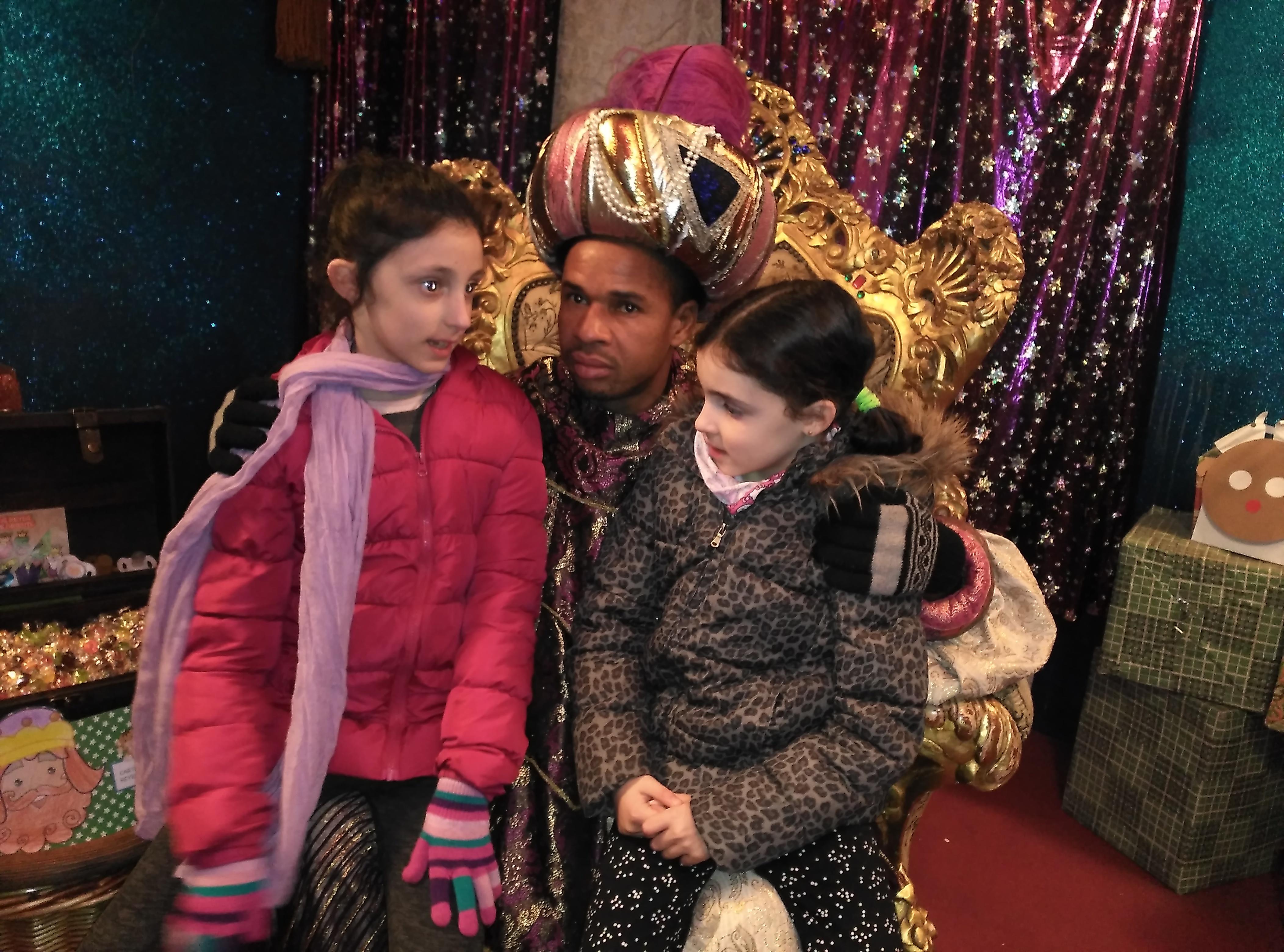 Los Reyes Magos visitarán Torrejón de Ardoz para recoger los deseos de los niños