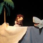 Títeres y teatro para bebés en La Puerta Estrecha