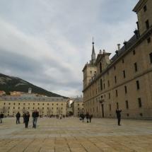 Alrededores del Monasterio de El Escorial