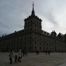 Vistas del Monasterio de El Escorial