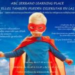Rebajas de Enero: talleres gratis en ABC Serrano