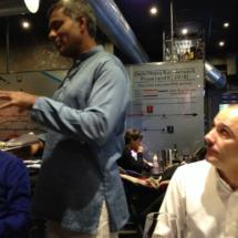 El chef del Tandoori Station salió en el programa Pesadilla en la Cocina
