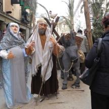 Huida a Egipto Belén de El Escorial
