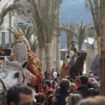 Reyes Magos Belén de El Escorial