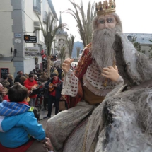 Rey Melchor Belén de El Escorial