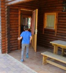 Cabaña del Camping Caravaning Cuenca