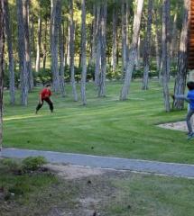 Instalaciones del Camping Caravaning Cuenca