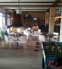 Sala de estar del Camping Caravaning Cuenca