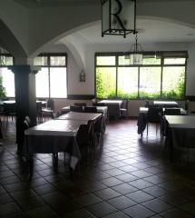 Comedor del Camping Caravaning Cuenca