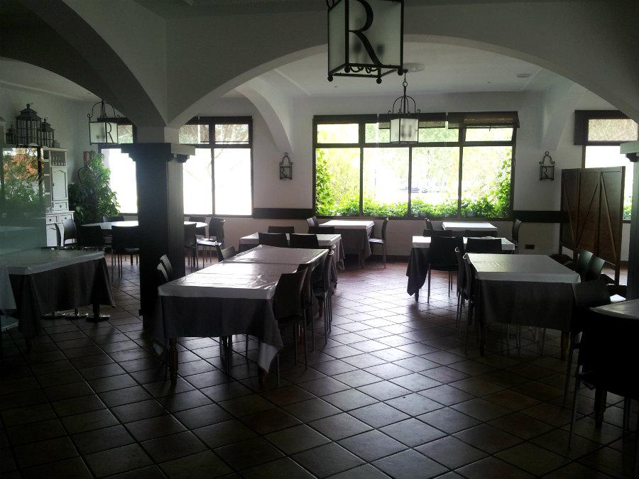 Comedor del Camping Cuenca