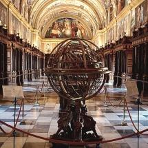 Esfera armilar de El Escorial