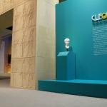 Talleres para niños en la exposición sobre Cleopatra
