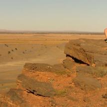 Paisajes de la película La Momia