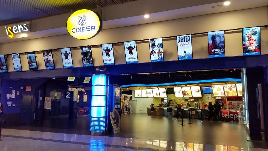 Hazte socia de una cadena de cines