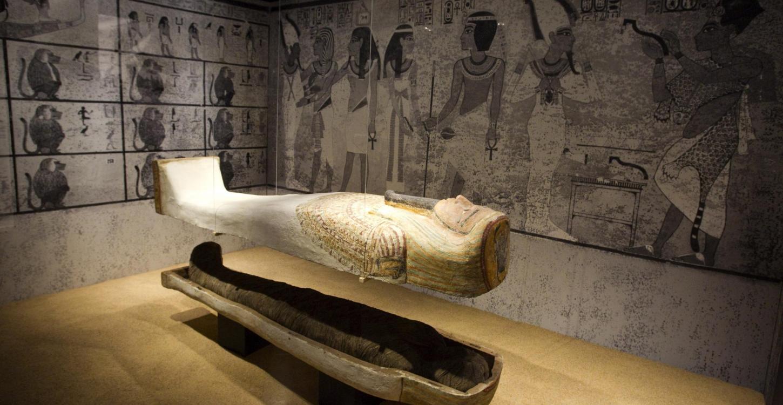 Museo Egipcio de Barcelona