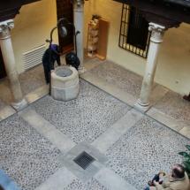 Visitamos la Casa de Cervantes en Alcalá de Henares