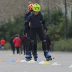 Curso de patinaje para padres e hijos, ¿te atreves?