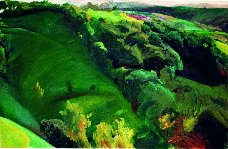 'Tierra Adentro', exposición en el Museo Sorolla de Madrid