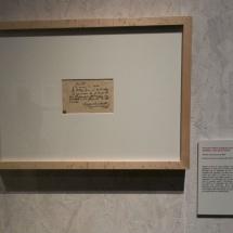 Carta falsa de Cervantes