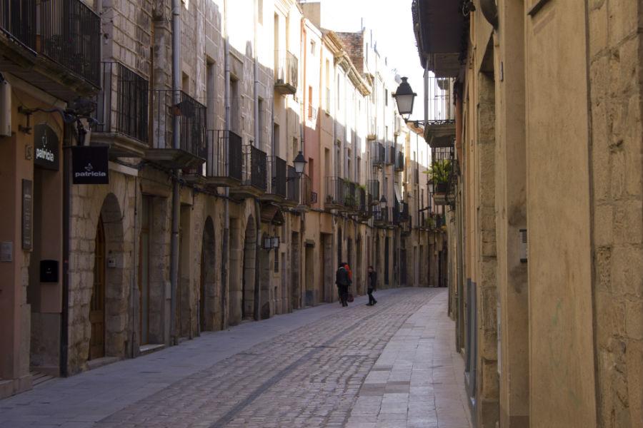 Visita a montblanc pueblo medieval de tarragona - Casco antiguo de barcelona ...