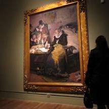 Cuadros sobre la vida de Cervantes