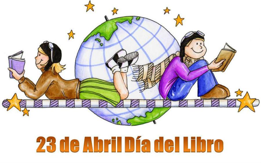 Cartel del Día del Libro 2012