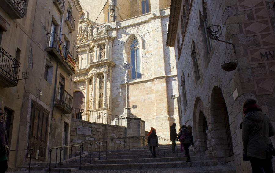 Iglesia de Santa María de Montblanc