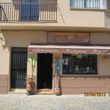 Tienda de artesanía y recuerdos de Jerte