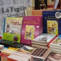 Librería expo Cervantes