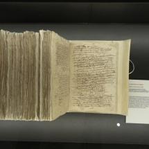 Libro sobre cautiverio de Cervantes en Argel