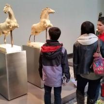 Visita en familia al Museo Gargallo