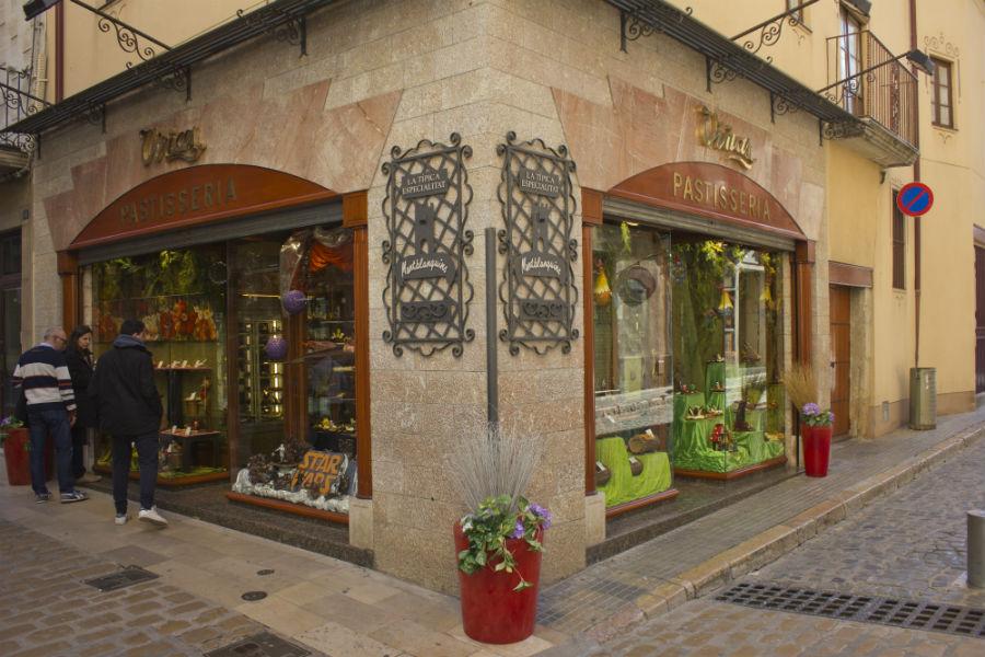 Pastelería de Montblanc