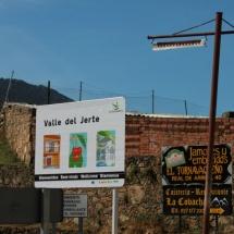 Indicadores del Valle del Jerte