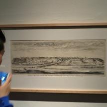 En la expo de Cervantes se pueden hacer fotos sin flash