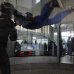 Windoor: volar en un túnel de viento