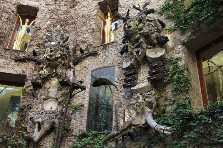 Museo Dali Figueres.Museo Dali De Figueras Girona