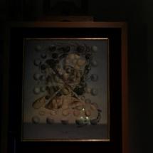 Museo Dalí Figueras: Gala en esferas