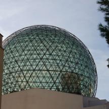 Museo Dalí Figueras: cúpula