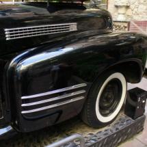 Museo Dalí Figueras: detalle del Cadillac
