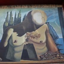 Museo Dalí Figueras: gram tela