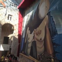 Museo Dalí Figueras: grandes obras