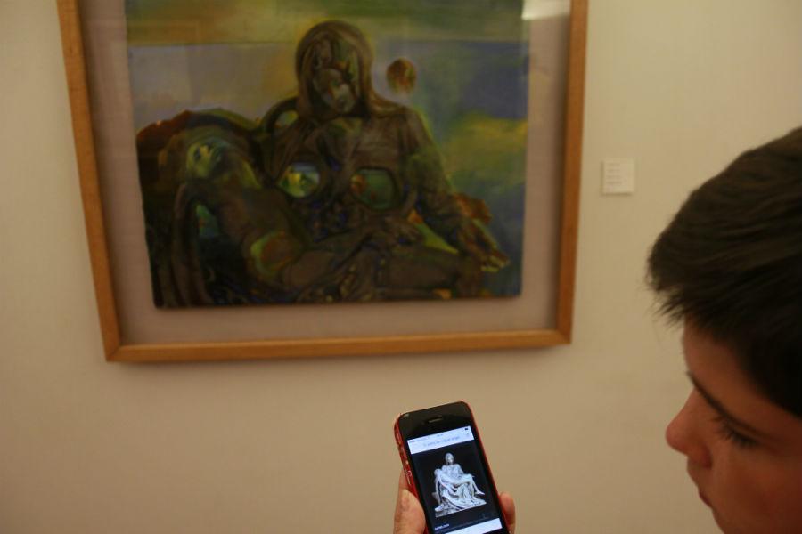 En el Museo Dalí se pueden hacer fotos sin flash