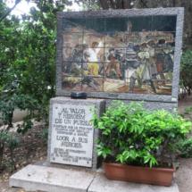 Cementero de los héroes del 2 de Mayo
