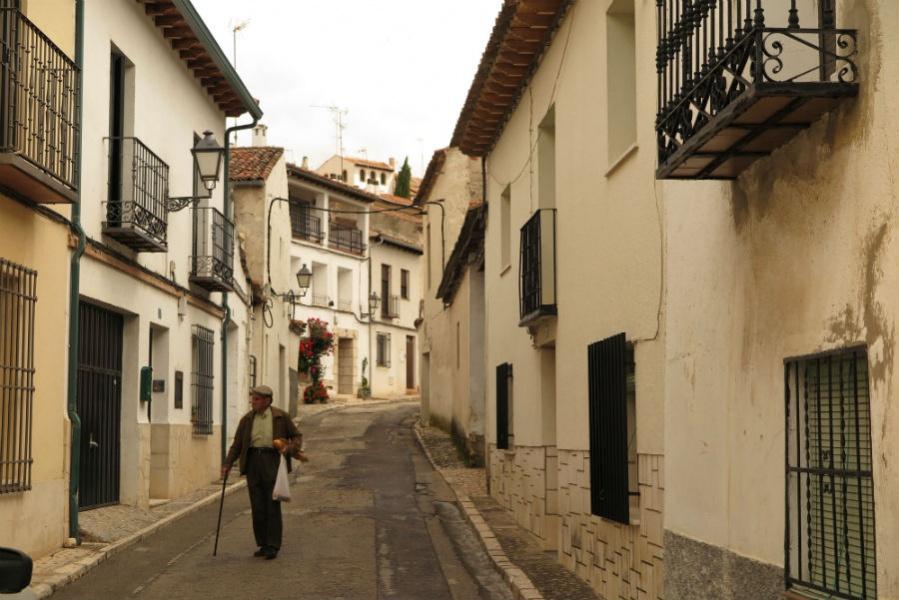Calle de Chinchón