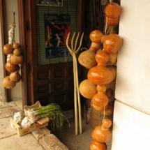 Tienda típica de Chinchón
